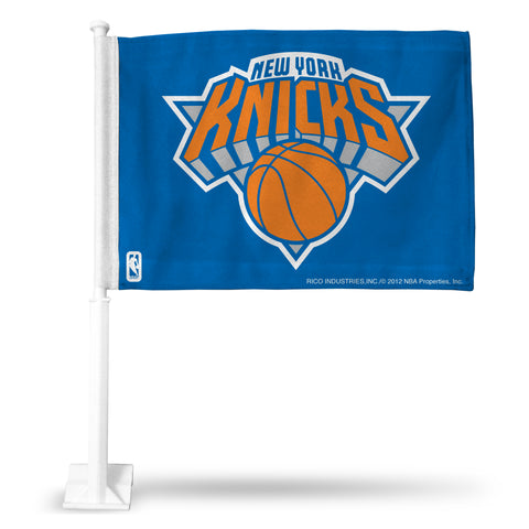 KNICKS CAR FLAG