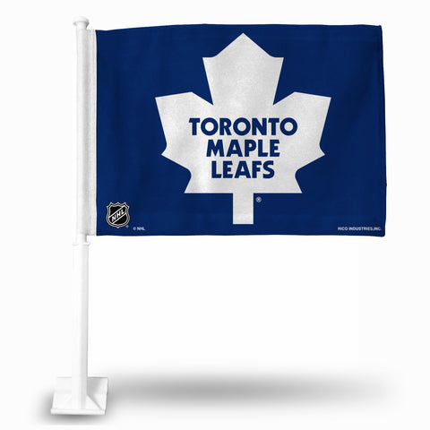 MAPLE LEAFS CAR FLAG Version 1