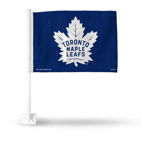 MAPLE LEAFS CAR FLAG Version 2