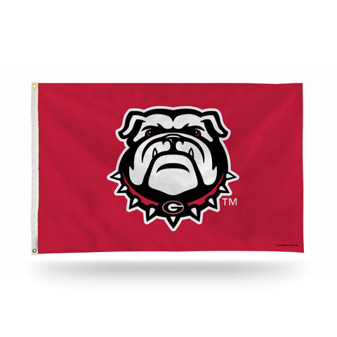 GEORGIA BULLDOG BANNER FLAG