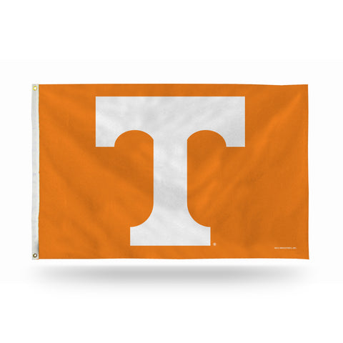 TENNESSEE BLOCK T BANNER FLAG(ORANGE)