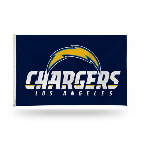 LOS ANGELES CHARGERS CUSTOM BANNER FLAG