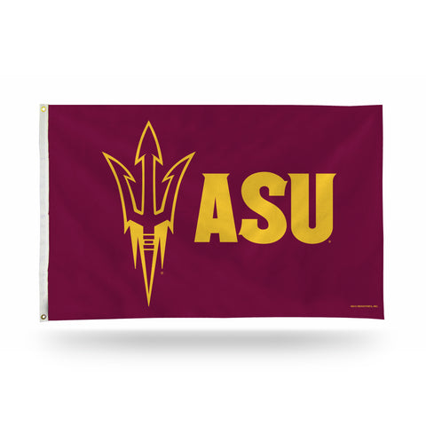ARIZONA STATE 3X5 BANNER FLAG