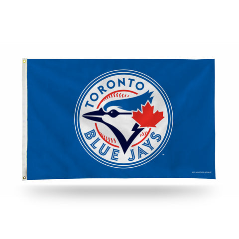 TORONTO BLUE JAYS BANNER FLAG