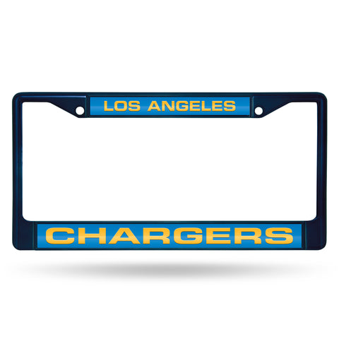LA CHARGERS LASER  CHROME FRAME