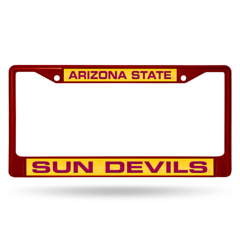 ARIZONA ST  LASER  CHROME FRAME Version 1