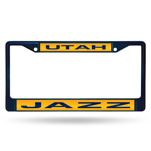 JAZZ NAVY LASER COLORED CHROME FRAME