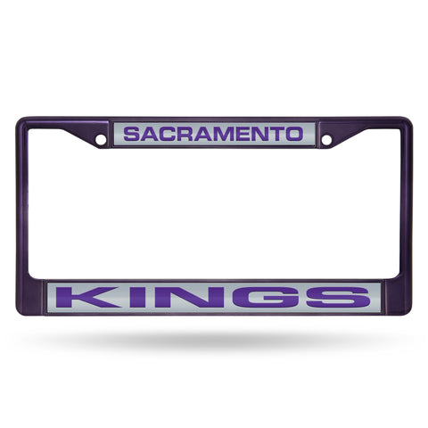 KINGS - SAC PURPLE LASER COLORED CHROME FRAME