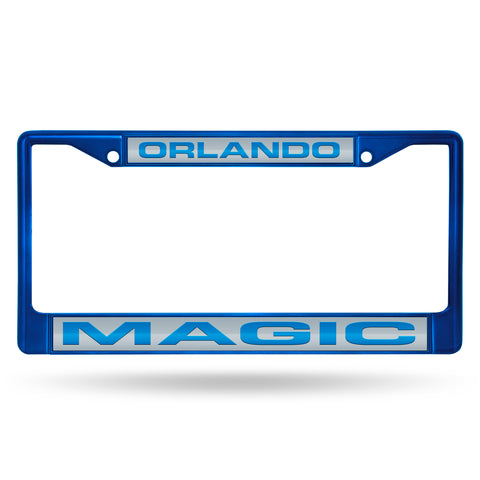 MAGIC BLUE LASER COLORED CHROME FRAME