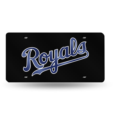 KANSAS CITY ROYALS (BLACK) LASER TAG