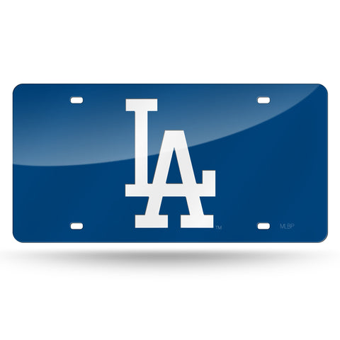 DODGERS 'LA' LASER TAG (BLUE)