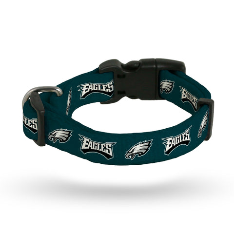 EAGLES PET COLLAR - LARGE