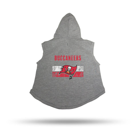 BUCCANEERS PET HOODIE - MEDIUM