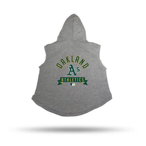 ATHLETICS PET HOODIE - LARGE