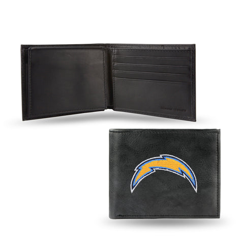 LOS ANGELES CHARGERS EMBROIDERED BILLFOLD