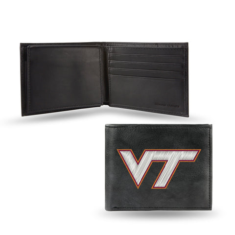 VIRGINIA TECH EMBROIDERED BILLFOLD