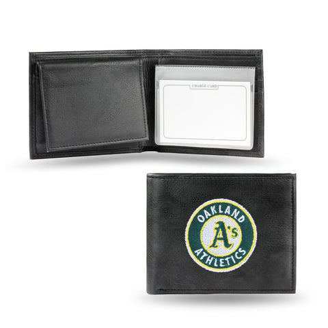 ATHLETICS EMBROIDERY BILLFOLD