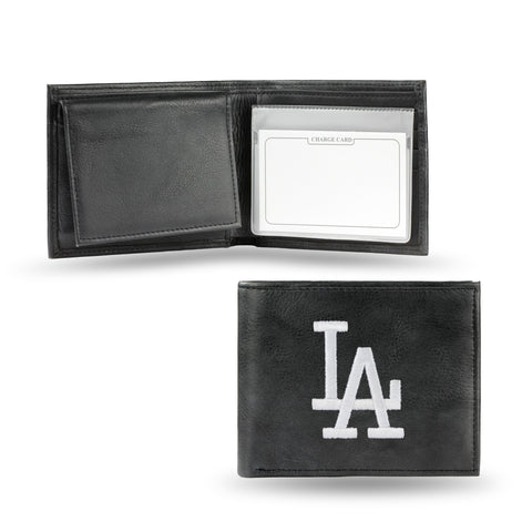 "DODGERS ""WHITE LA"" EMBROIDERY BILLFOLD"