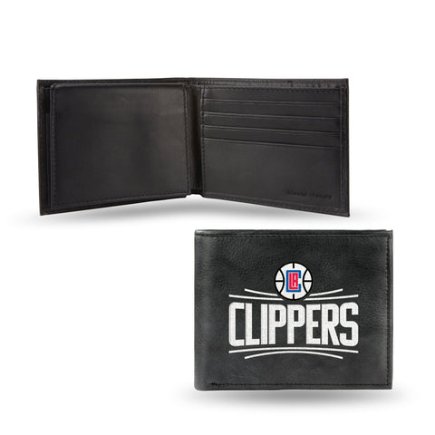 LOS ANGELES CLIPPERS EMBROIDERED BILFOLD