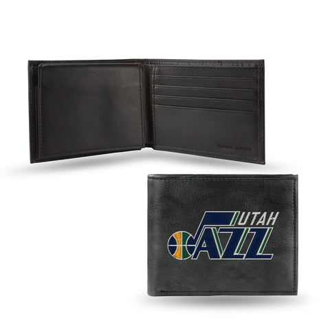 UTAH JAZZ EMBROIDERED BILLFOLD