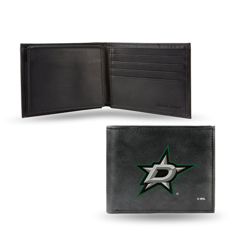 DALLAS STARS EMBROIDERED BILLFOLD