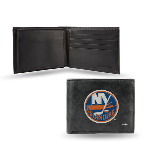 N.Y. ISLANDERS EMBROIDERED BILLFOLD