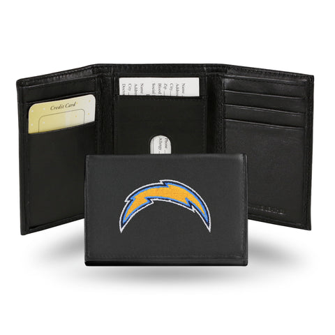 LOS ANGELES CHARGERS EMBROIDERED TRIFOLD