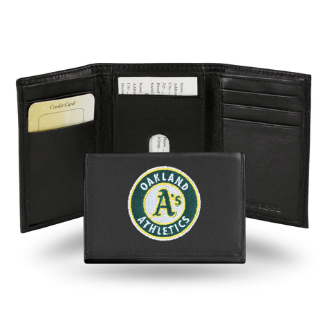 ATHLETICS EMBROIDERY TRIFOLD
