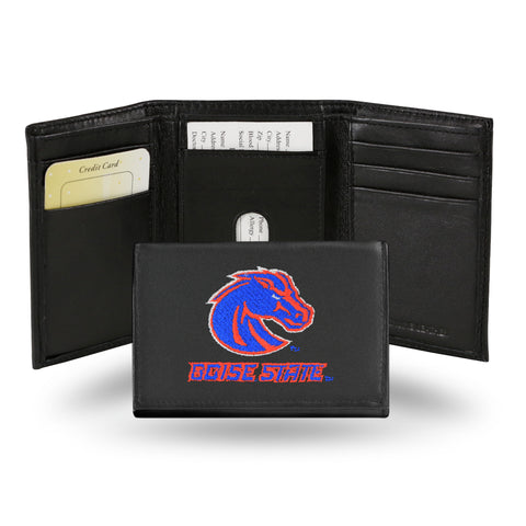 BOISE STATE EMBROIDERY TRIFOLD