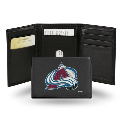 AVALANCHE EMBROIDERED TRIFOLD