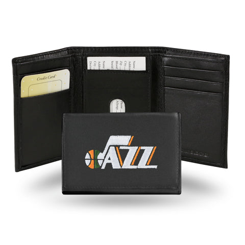 UTAH JAZZ EMBROIDERED TRIFOLD