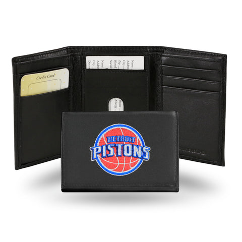 DETROIT PISTONS EMBROIDERED TRIFOLD