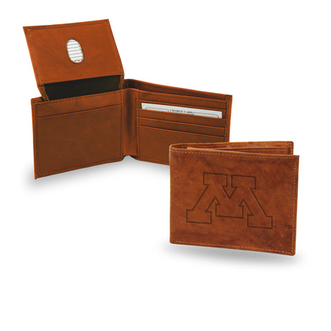 MINNESOTA GOPHERS EMBOSSED BILLFOLD