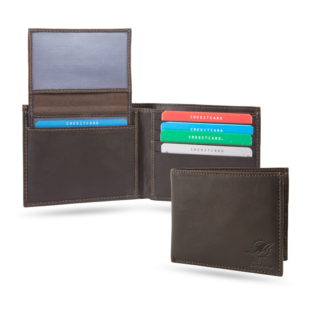 DOLPHINS SPARO SHIELD BILLFOLD
