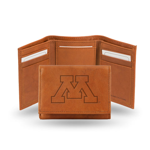 MINNESOTA GOPHERS EMBOSSED TRIFOLD