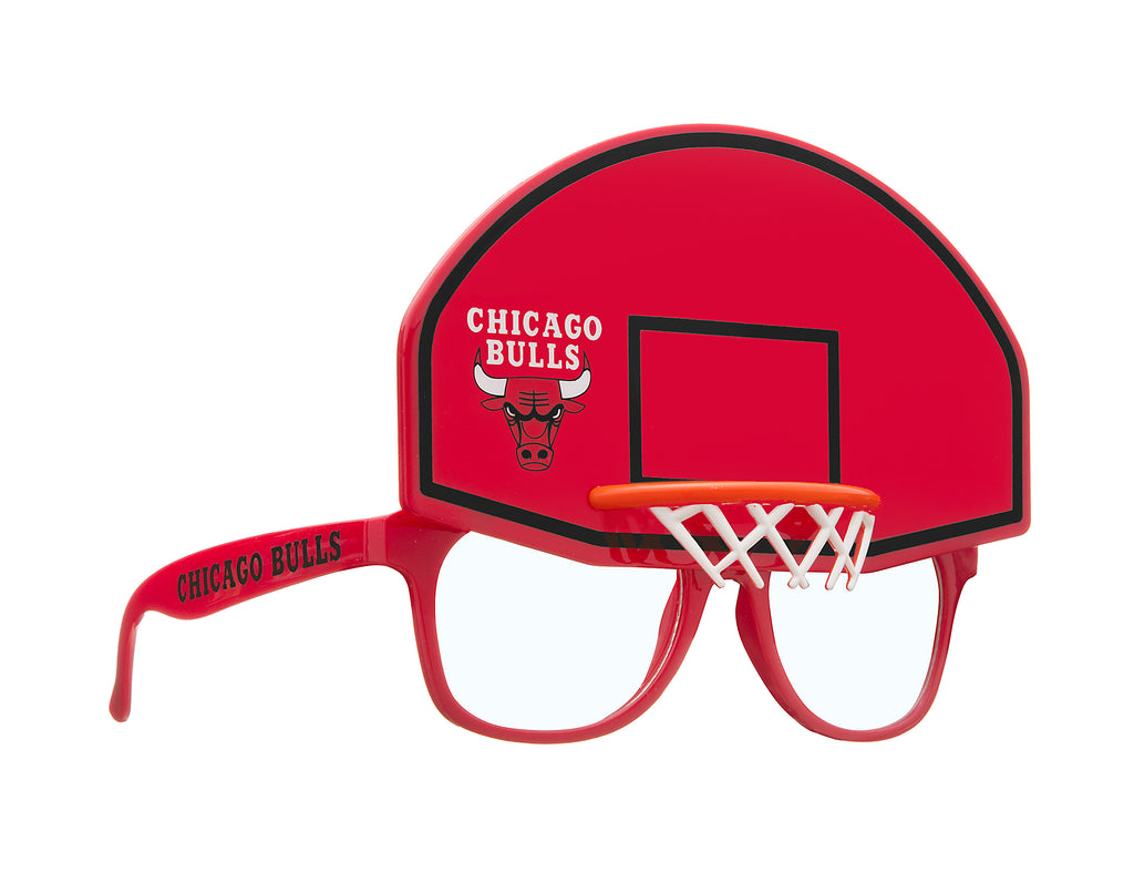 BULLS NOVELTY SUNGLASSES