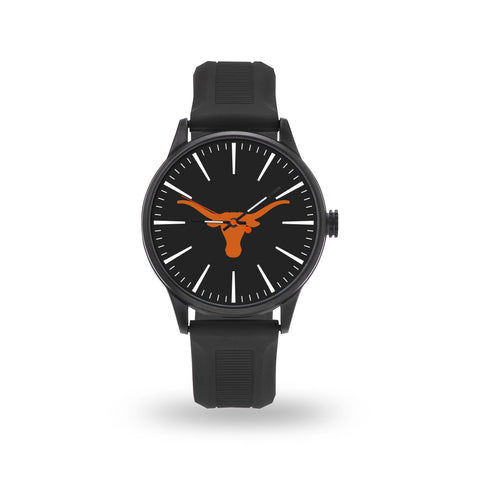 SPARO TEXAS CHEER WATCH WITH BLACK WATCH BAND