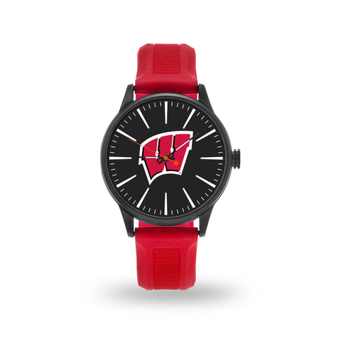 SPARO WISCONSIN UNIVERSITY CHEER WATCH WITH RED BAND