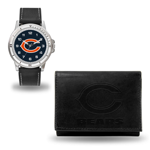 BEARS BLACK WATCH AND WALLET Version 1