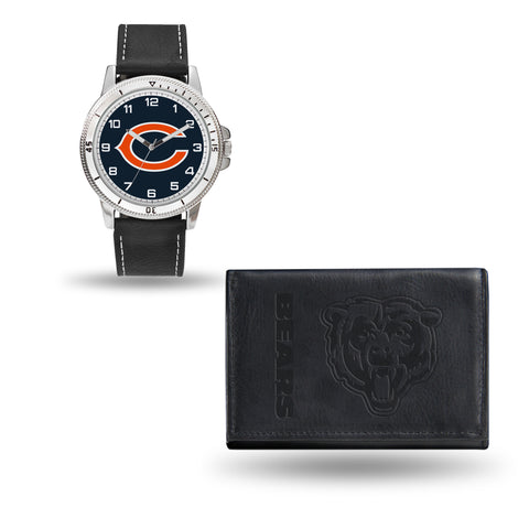 BEARS BLACK WATCH AND WALLET Version 2