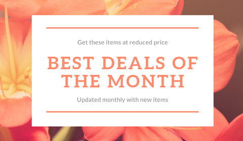 Deals of the month - KGThreads