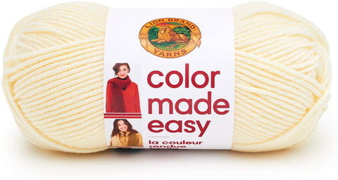 Lion Brand Color Made Easy Bulky Yarn