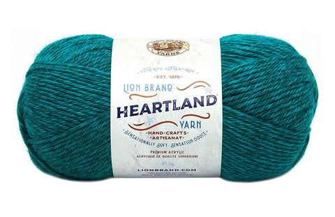 Lion Brand Heartland Medium Yarn