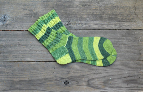 Knit socks for women