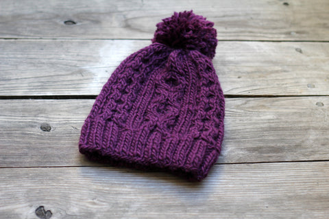 Knitting patterns - 3 knitted hat patterns bundle – KGThreads