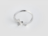 Limited Edition Cross Faith Ring