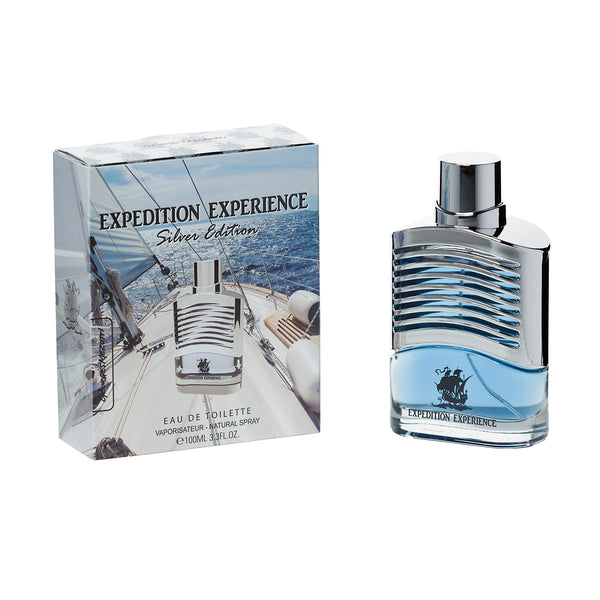 Georges Mezotti Expedition Experience Silver Edition