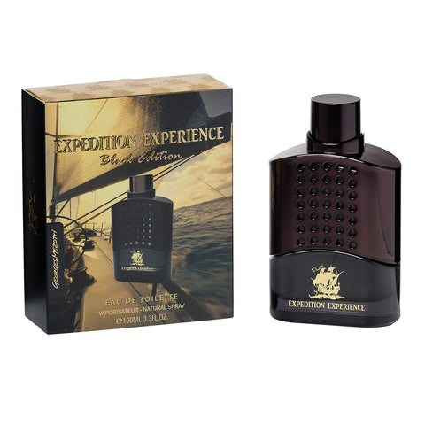 Georges Mezotti Expedition Experience Black Edition
