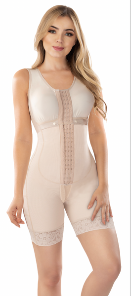 3239 Body shaper powernet short
