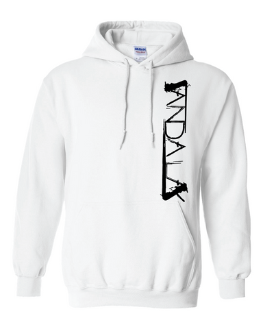 Limited Edition - White Hoodie